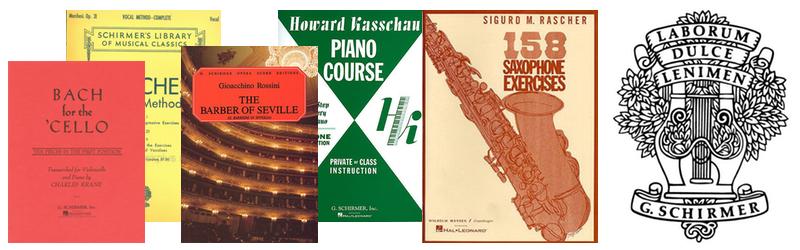 G. Schirmer Music Publising