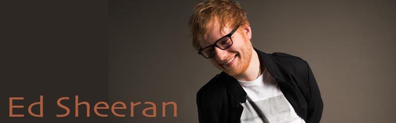 Ed Sheeran Songbooks