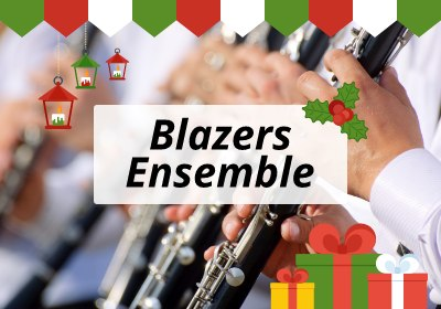 Kerst Blazers ensemble