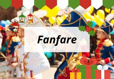 Kerst Fanfare