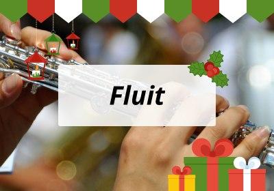 Kerst Fluit