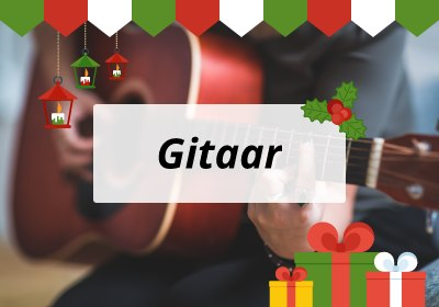Kerst Gitaar
