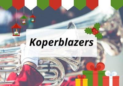 Kerst Koperblazers