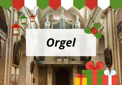 Kerst Orgel