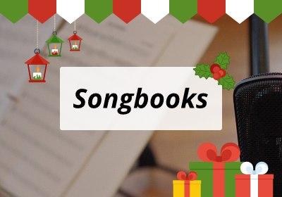 Kerst Songbooks