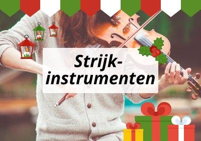 Kerst Strijkinstrumenten
