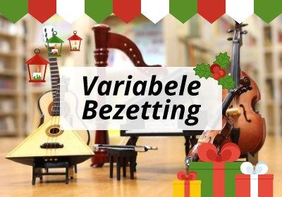 Kerst Variabele bezetting