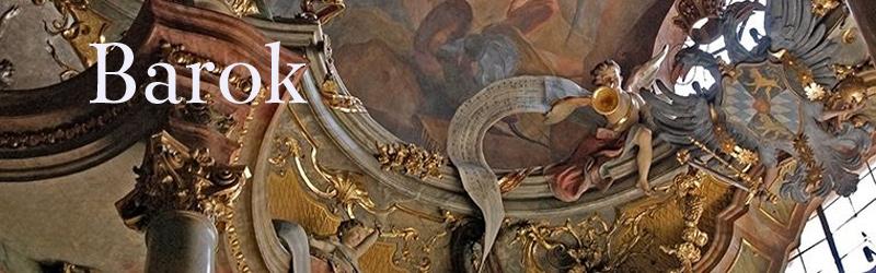 Bladmuziek uit de periode van Barok