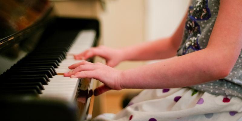 Kinderliedjes voor piano