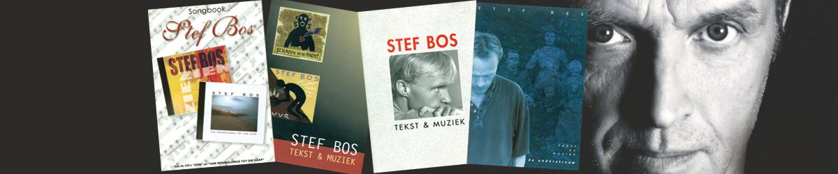 Bladmuziek Stef Bos
