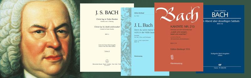 Koormuziek Bach