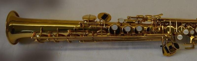 Bladmuziek Sopraansaxofoon