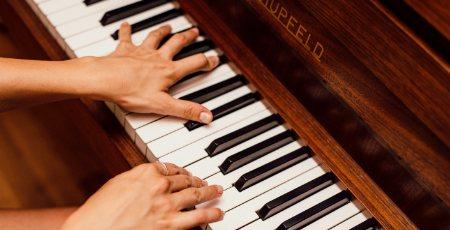 Muziekboeken voor piano