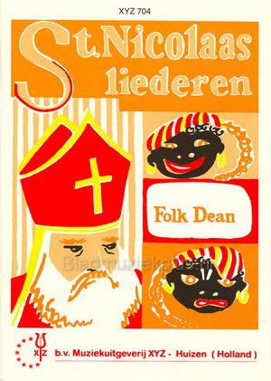 Sint Nicolaas Liederen